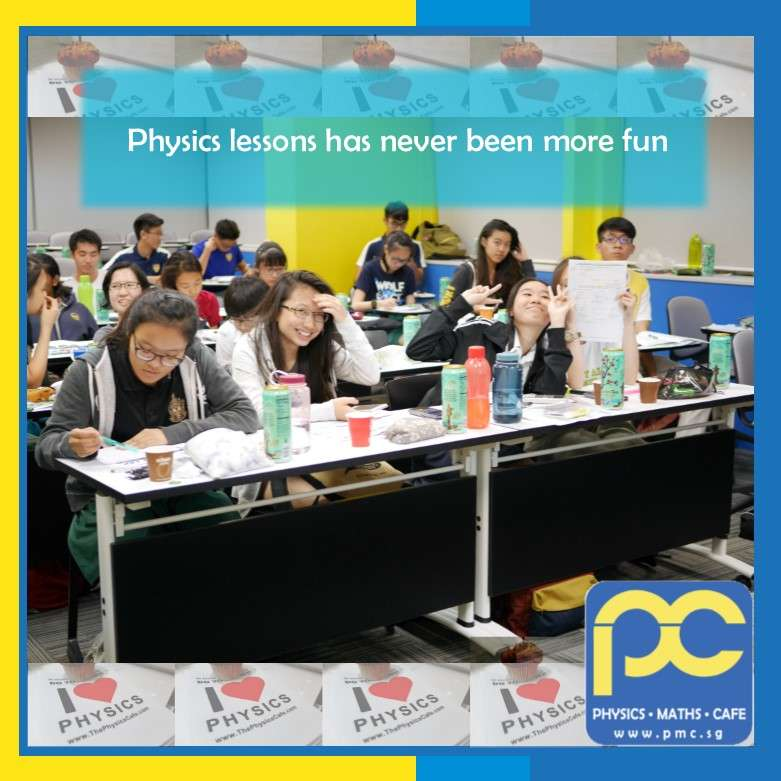 reputable and established physics tuition ip programme